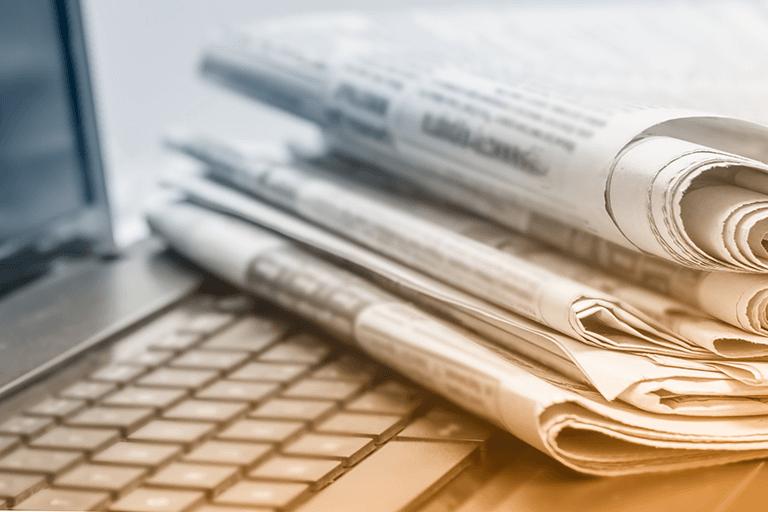 小論文の情報収集はニュースサイトや新聞